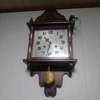 振り子時計を生き返らせてくれませんか?