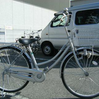 中古自転車97(防犯登録無料)ホームサイクル 日本製 26インチ ...