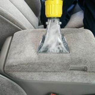 カールームクリーニング、お車の室内の汚れ臭い煙草のヤニ気に…