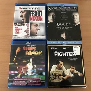 Blu-ray 海外版 4点