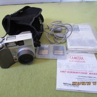 デジカメ オリンパスCAMEDIA-C3100ZOOM 売ります。