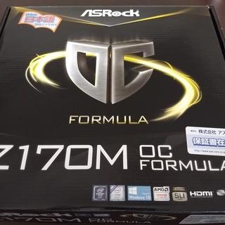 マザーボード ASRock Z170M OC Formula