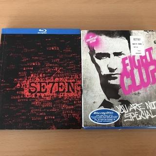 Blu-ray 海外版 SE7EN/ Fight Club