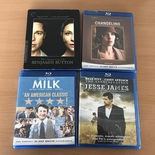 Blu-ray 海外版 Changeling/ Benjamin ...