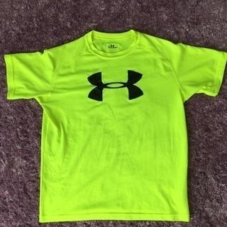 アンダーアーマー Tシャツ YLG 150