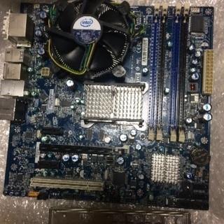 CPU,メモリー、マザー②