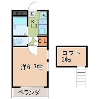 大阪市3カ月短期お部屋を借りたい