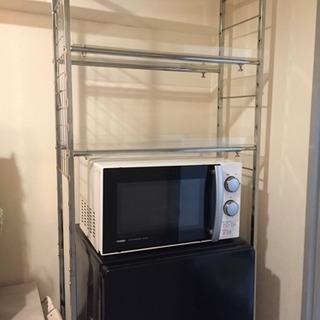 キッチン棚、ランドリーラック  ディノス