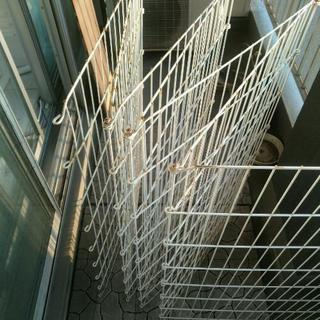 折畳み柵・籠 ペット用品ゲージ