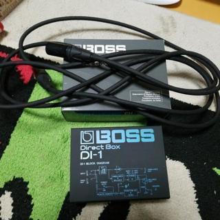 BOSS DI-1 ダイレクトボックス DI belden xl...