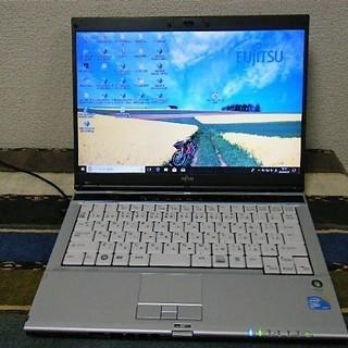 14.1インチ軽量薄型/バッテリー4H/MS Office/Cor...