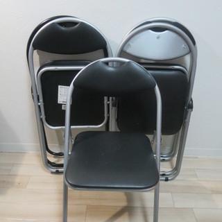 パイプ椅子 5個セット お譲り致します。