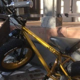 超人気!!ブロンクスファットバイク!!