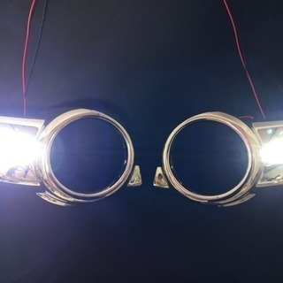 e26  nv350  キャラバン 前期  LED付 フォグラン...