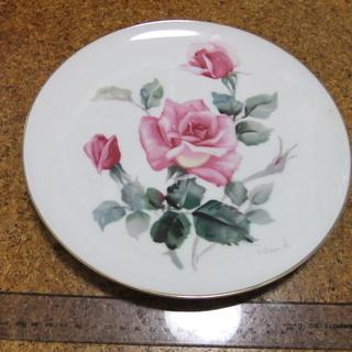 Old Noritake バラ絵皿 φ27cm