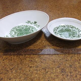 YAMATO 深皿 2種 差し上げます。