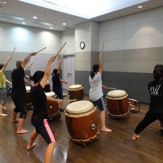 和太鼓教室RYO(海南市)8月より新会員募集!