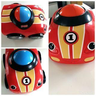 車のおもちゃ Fisher Price