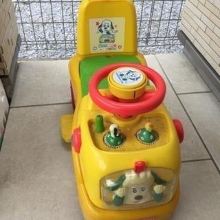 【お取引中】ワンワンの手押し車