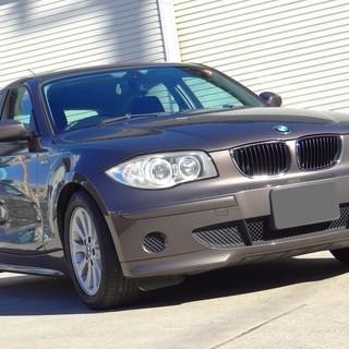 BMW 116i 禁煙車 外装ポリマーコート