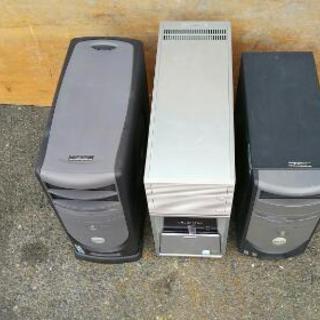 パソコン、ジャンク
