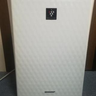 2014年製 シャープ プラズマイオン 加湿付空気清浄機