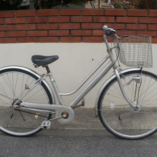 自転車27インチ シティーサイクル