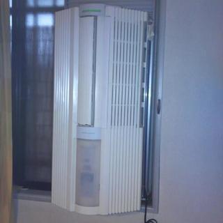 窓用エアコン トヨトミTIW-A18GSE