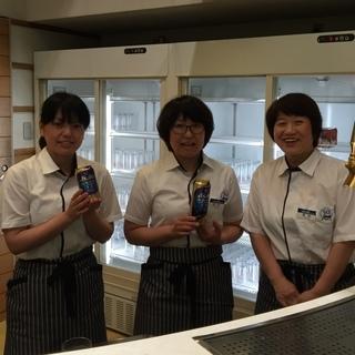 アサヒビール名古屋工場 見学施設の試飲ホールスタッフ(土日…