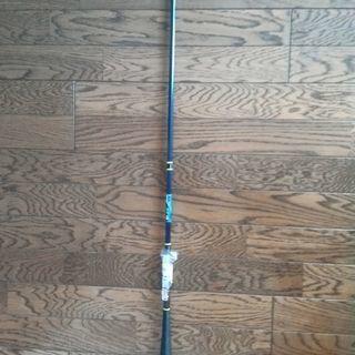 チヌ用 筏竿(穂先発光ダイオード付)2.4m