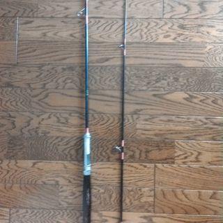穴釣り用竿(1.6m)
