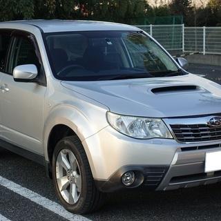 フォレスター XT 4WD 総額62.2万円
