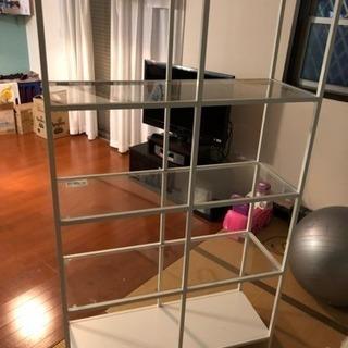 IKEAのシェルフ