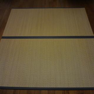 イ草表簡易置き畳