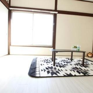 今年、内外装リフォーム完了☆【エアコン取り付けキャンペーン中】家賃...