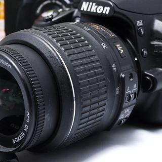 ✨動画も撮れちゃう入門機でWi-Fi対応✨ニコン D3100 レン...