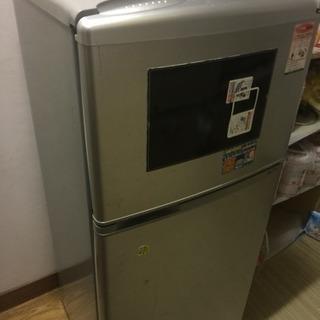 冷蔵庫 112L