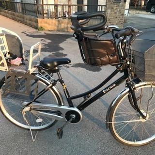 [整備済み]人気格安車3人乗り自転車 ※プレゼントあり