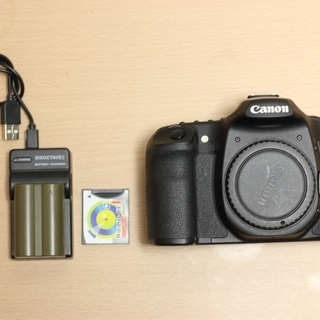 Canon キヤノン EOS 50D ボディ / SDからCF変...