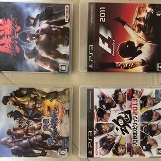 PS3のソフトまとめて12本