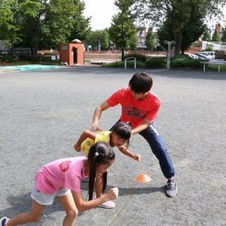 夏休みかけっこ短期教室開催中!