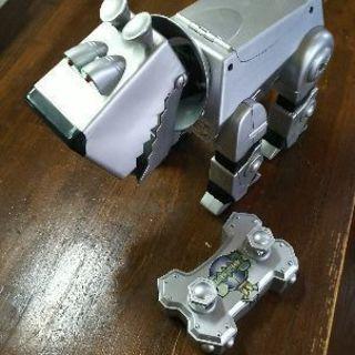 犬形ロボット、プラモデル