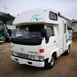 H13 カムロード キャンピングカー 7人乗り 4AT 4WD フ...
