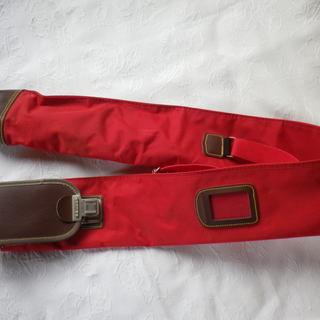 ナイロン略式竹刀袋 (赤色・紺色 各1つ)