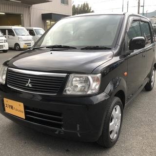 福岡県 H17年式 ekワゴン 黒446 車検ほぼ2年付き