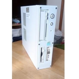 中古デスクトップ 本体と電源ケーブルのみ Windows10 Pro