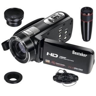 新品 未使用 ポータブル ビデオカメラ 定価12800円