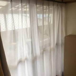 遮光カーテン&ミラーレースカーテン