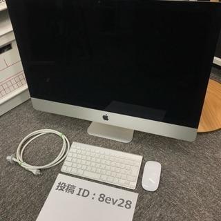 iMac 27inch メモリーフル装着