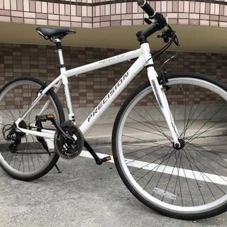 クロスバイク PRESISION  ギア3×8 シマノ24段 鹿児島市
